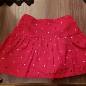 Cuordoroy skirt